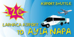 Shuttle From Larnaca Airport To Ayia Napa