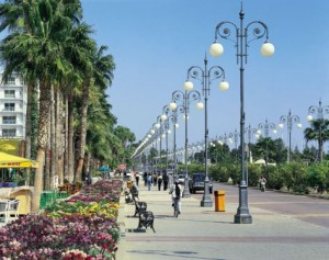 Finikoudes Larnaca